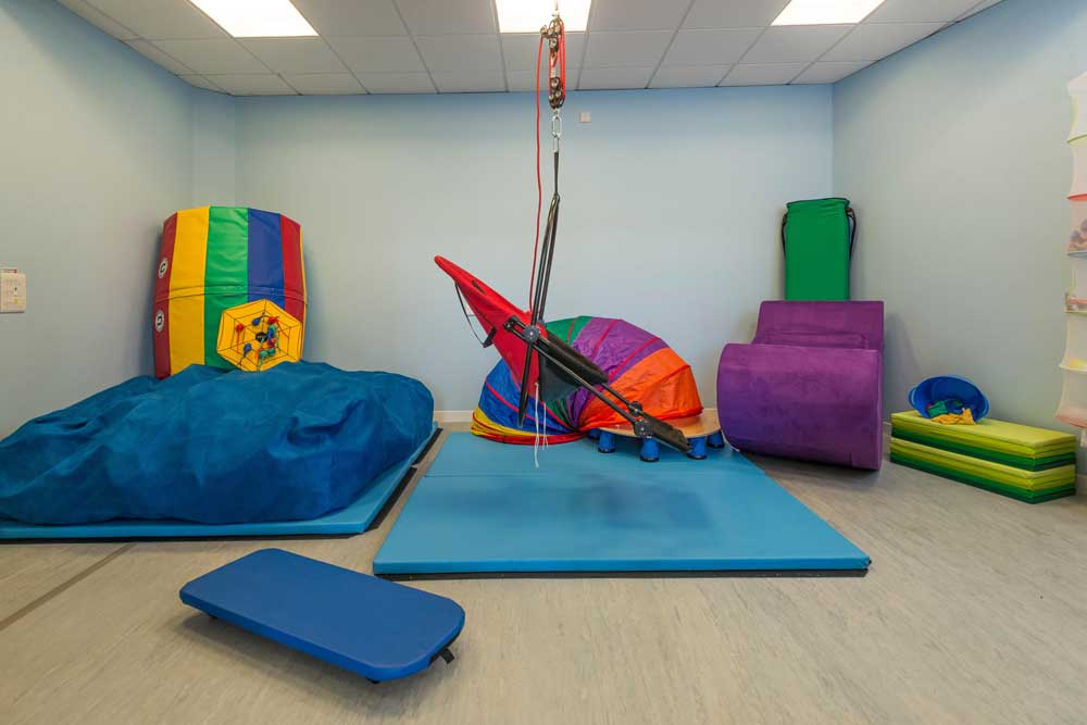 Sensory Integration at Merlin MS Centre 01