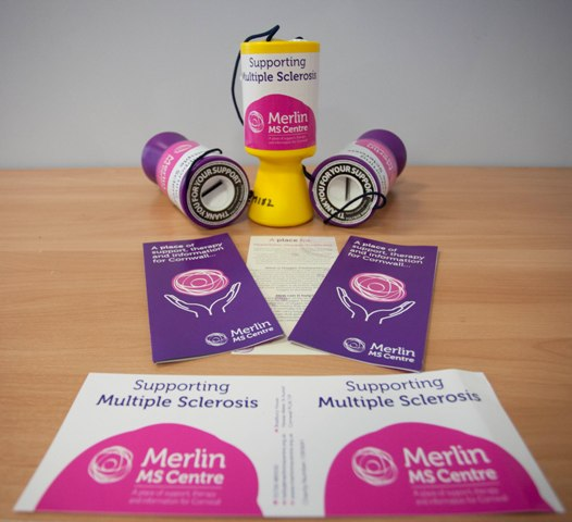 Support the Merlin MS Centre Cornwall